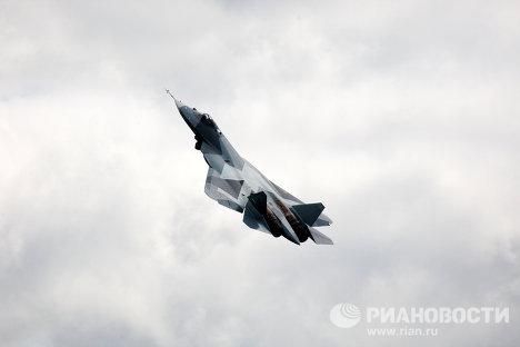 Hình ảnh Chiêm ngưỡng máy bay chiến đấu tối tân nhất của Nga số 7
