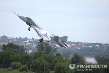 Hình ảnh Chiêm ngưỡng máy bay chiến đấu tối tân nhất của Nga số 8