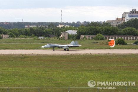 Hình ảnh Chiêm ngưỡng máy bay chiến đấu tối tân nhất của Nga số 12