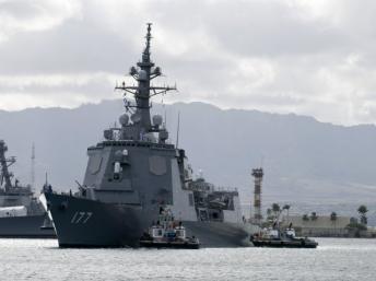 Hình ảnh Những chiến hạm hiện đại nhất trong cuộc tập trận lớn nhất thế giới số 2