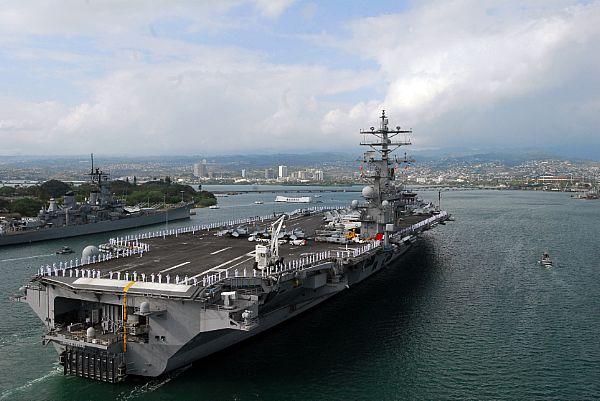 Hình ảnh Những chiến hạm hiện đại nhất trong cuộc tập trận lớn nhất thế giới số 12