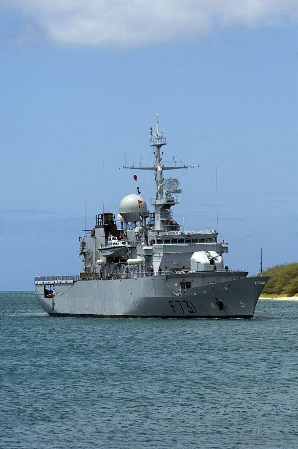 Hình ảnh Những chiến hạm hiện đại nhất trong cuộc tập trận lớn nhất thế giới số 6