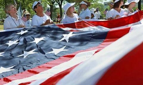 Hình ảnh Nước Mỹ tưng bừng ngày Quốc khánh số 12