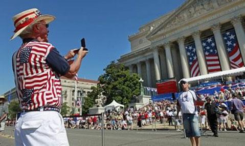 Hình ảnh Nước Mỹ tưng bừng ngày Quốc khánh số 6