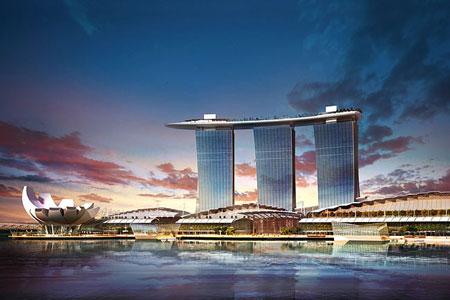 Khám phá siêu khách sạn đắt giá nhất thế giới tại Singapore A24