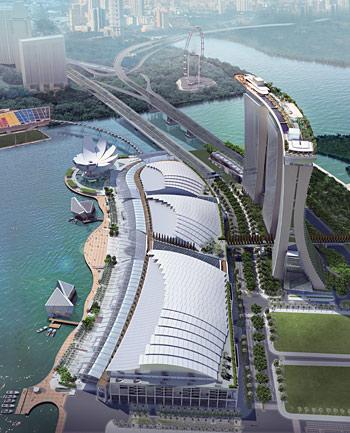 Khám phá siêu khách sạn đắt giá nhất thế giới tại Singapore A26