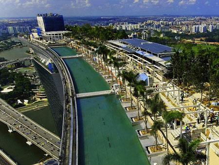 Khám phá siêu khách sạn đắt giá nhất thế giới tại Singapore A4