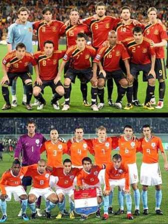 Lần đầu vô địch World Cup đều là khát khao của Hà Lan lẫn Tây Ban  Nha, rút cuộc ai sẽ biến khát vọng thành hiện thực?
