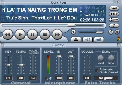 Hình ảnh Hơn 3.000 bài hát Anh, Việt để trổ tài karaoke số 1