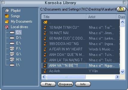 Hình ảnh Hơn 3.000 bài hát Anh, Việt để trổ tài karaoke số 2