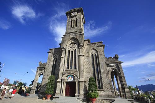 Vẻ đẹp nhà thờ Núi - Nha Trang