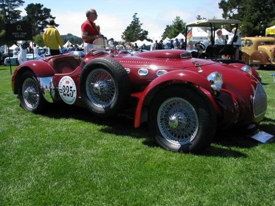 Hình ảnh Những chiếc xe hơi đẹp nhất mọi thời đại hội tụ số 6