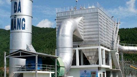 """Hình ảnh Đà Nẵng xoá một """"điểm đen"""" về ô nhiễm môi trường số 1"""