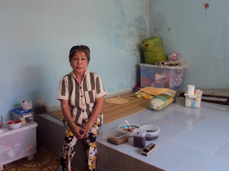 Hình ảnh Vợ trùm Năm Cam chờ ngày quy y cửa Phật số 1