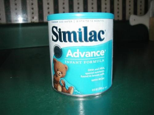 Hình ảnh Abbott thu hồi sữa Similac vì chứa côn trùng số 1