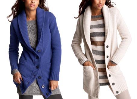 Hình ảnh 5 cách mặc áo khoác len dáng dài thật xinh xắn số 22