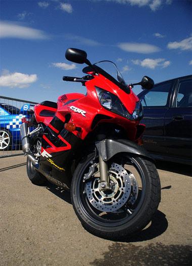 Honda CBR.