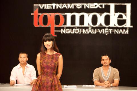 Hình ảnh Những hình ảnh mới nhất về Vietnam Next Top Model số 2