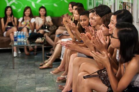 Hình ảnh Những hình ảnh mới nhất về Vietnam Next Top Model số 17