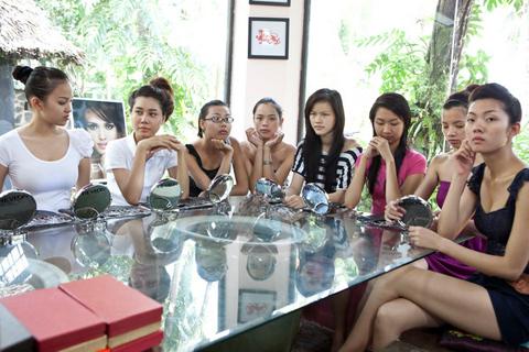 Hình ảnh Những hình ảnh mới nhất về Vietnam Next Top Model số 20