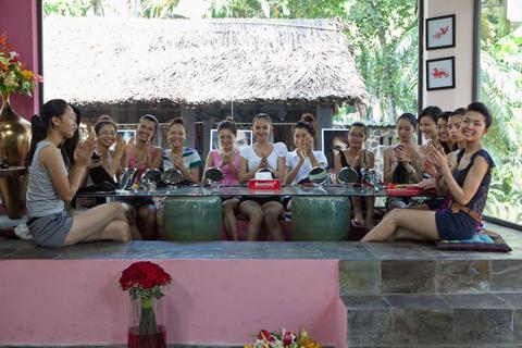 Hình ảnh Những hình ảnh mới nhất về Vietnam Next Top Model số 21