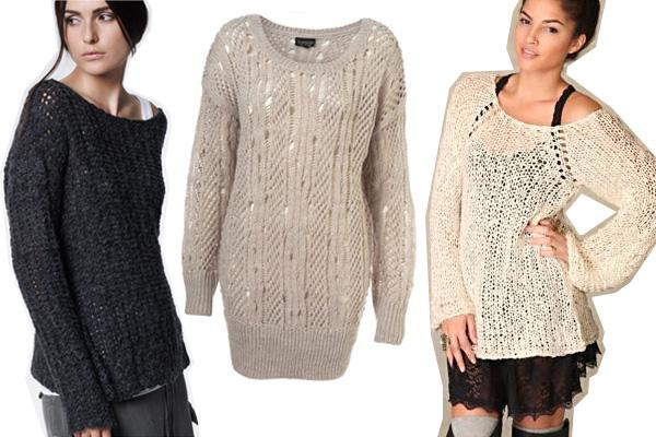 Hình ảnh Các kiểu áo len hot nhất mùa thu đông 2010 số 5