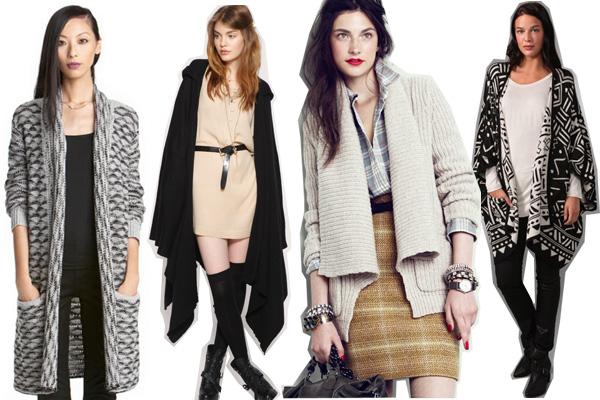 Hình ảnh Các kiểu áo len hot nhất mùa thu đông 2010 số 7