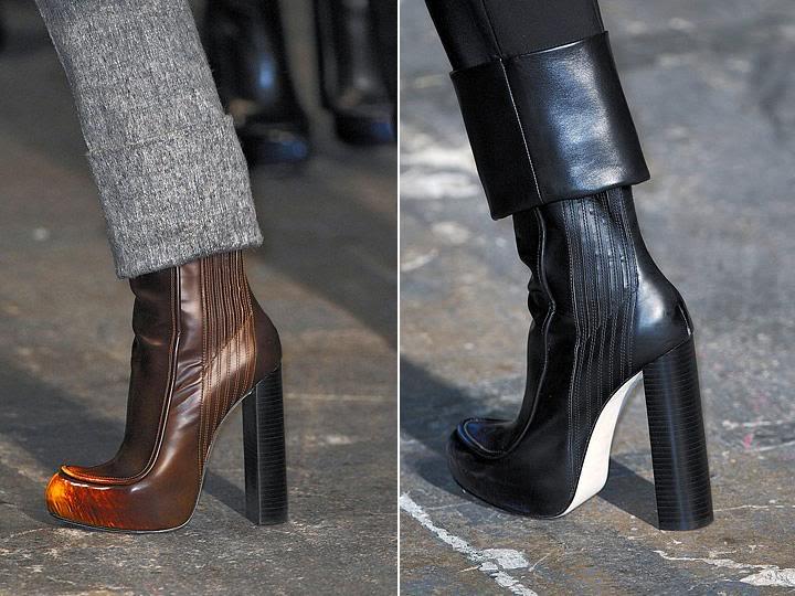 Hình ảnh Những xu hướng giày hot nhất thu đông này số 9