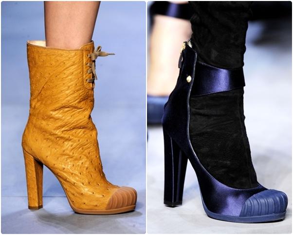 Hình ảnh Những xu hướng giày hot nhất thu đông này số 11