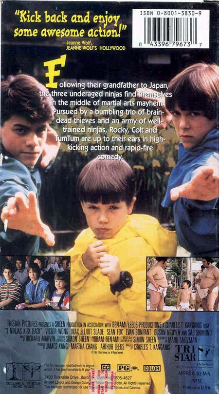 Hình ảnh Khi trẻ em quậy trên phim số 2
