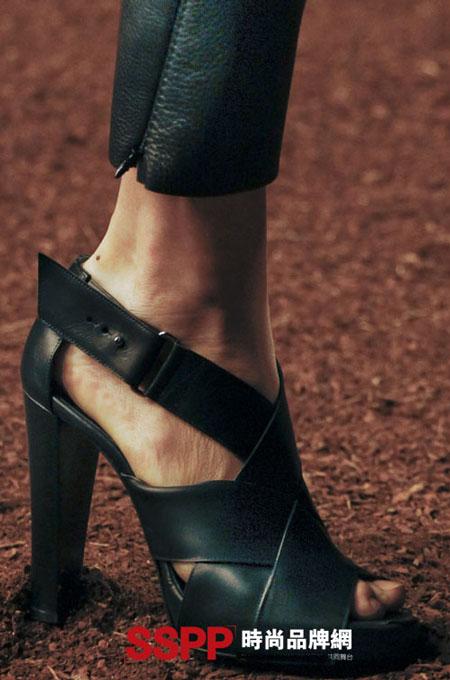 Hình ảnh Những mẫu giầy mới nhất 2011 của Hermes và John Galliano số 2