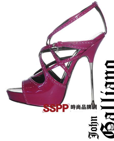 Hình ảnh Những mẫu giầy mới nhất 2011 của Hermes và John Galliano số 21