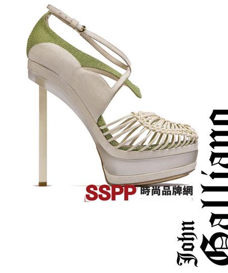 Hình ảnh Những mẫu giầy mới nhất 2011 của Hermes và John Galliano số 26