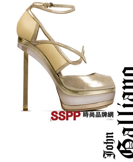 Hình ảnh Những mẫu giầy mới nhất 2011 của Hermes và John Galliano số 30