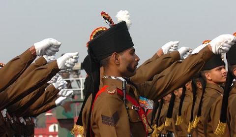 Hình ảnh Đến lượt Ấn Độ phô diễn sức mạnh quân sự số 4