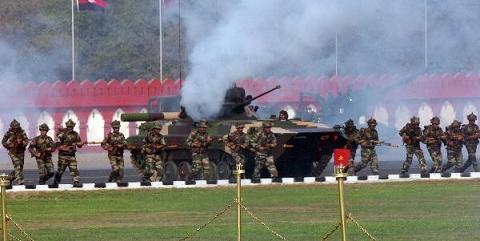 Hình ảnh Đến lượt Ấn Độ phô diễn sức mạnh quân sự số 8