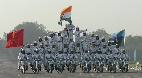 Hình ảnh Đến lượt Ấn Độ phô diễn sức mạnh quân sự số 9