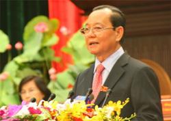 Hình ảnh Danh sách và tiểu sử 14 Ủy viên Bộ Chính trị khóa XI số 6