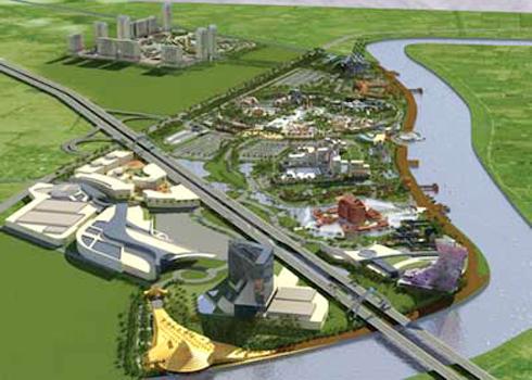 Hình ảnh Khởi công dự án khu giải trí 2 tỷ USD tại Việt Nam số 2