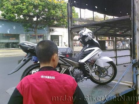 Hình ảnh Lộ ảnh Yamaha Exciter mới tại Việt Nam số 6