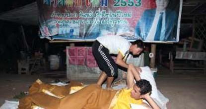 Hình ảnh Động đất ở Myanmar, Thái Lan: Hơn 50 người chết, con số còn tăng số 1