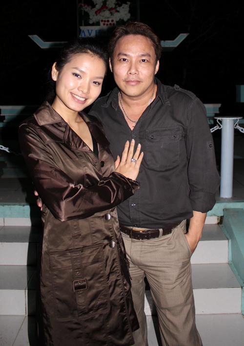 Hình ảnh Phương Trinh bất ngờ khoe bạn trai mới số 1