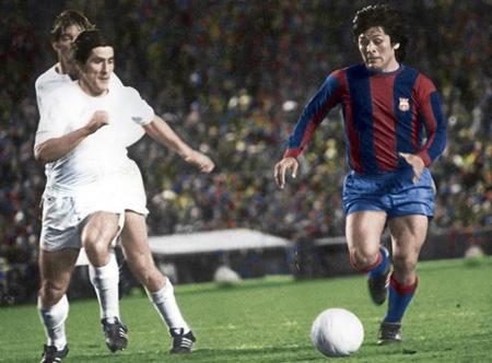Hình ảnh 10 trận chiến kinh điển Real-Barca đáng nhớ trong lịch sử số 1
