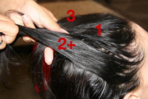 Hình ảnh Hướng dẫn cách tết tóc kiểu Pháp số 5