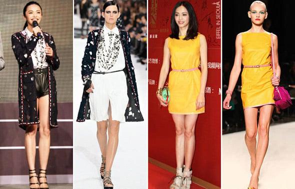 Hình ảnh Soi váy hiệu tuyệt đẹp của sao Hoa Ngữ số 17