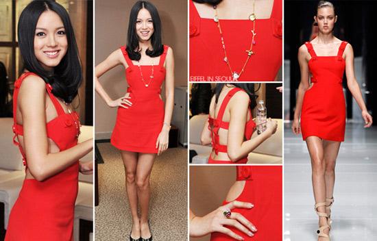 Hình ảnh Soi váy hiệu tuyệt đẹp của sao Hoa Ngữ số 19