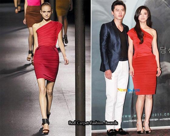 Hình ảnh Soi váy hiệu tuyệt đẹp của sao Hoa Ngữ số 25