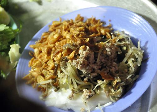 Hình ảnh Khám phá những món ăn thú vị tại chợ đêm Hà thành số 4