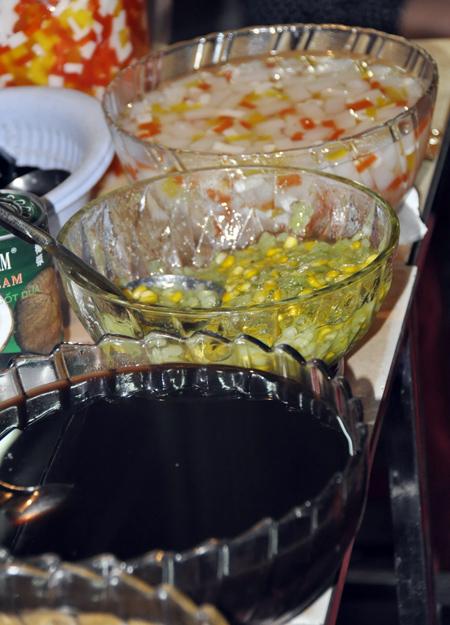 Hình ảnh Khám phá những món ăn thú vị tại chợ đêm Hà thành số 19