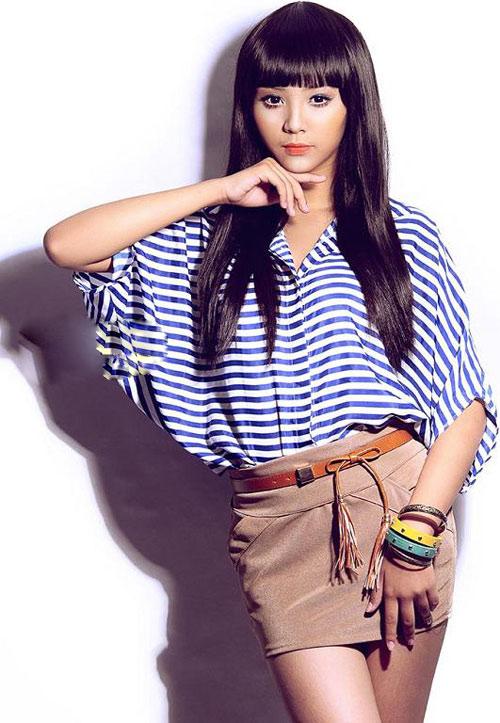 Hình ảnh Người mẫu Nhật 34 tuổi trẻ hơn Bảo Trân? số 1